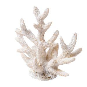 Tafeldecoratie koraal wit (2st)