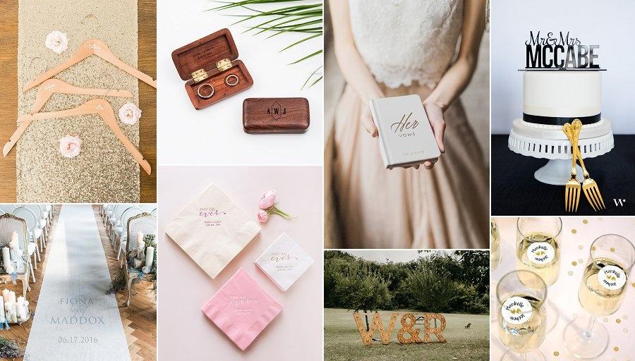 Bruilofttrends van 2018