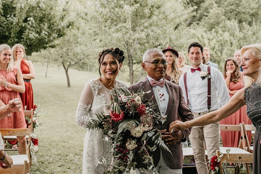 Bruiloft Van De Huismuts Rachel Willem Trouwen In