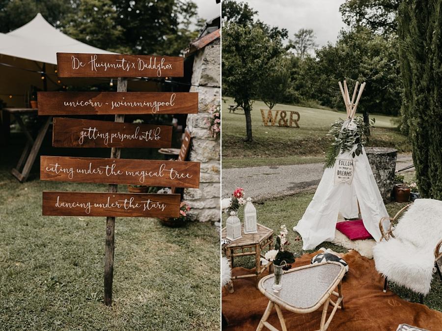 Thema Bohemian Festival Bruiloft Blog By Weddingdeco Nl